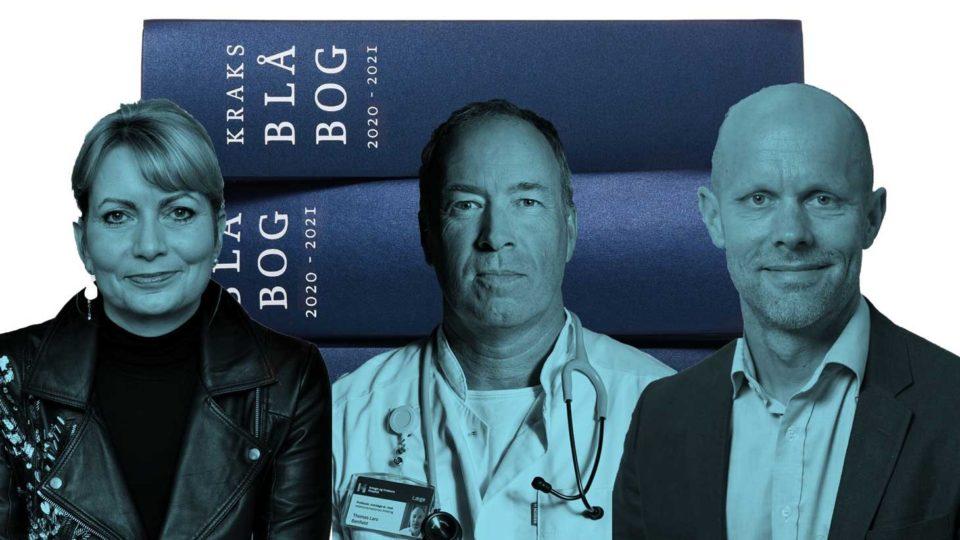 Ni nye sundhedspersoner er optaget i Kraks Blå Bog