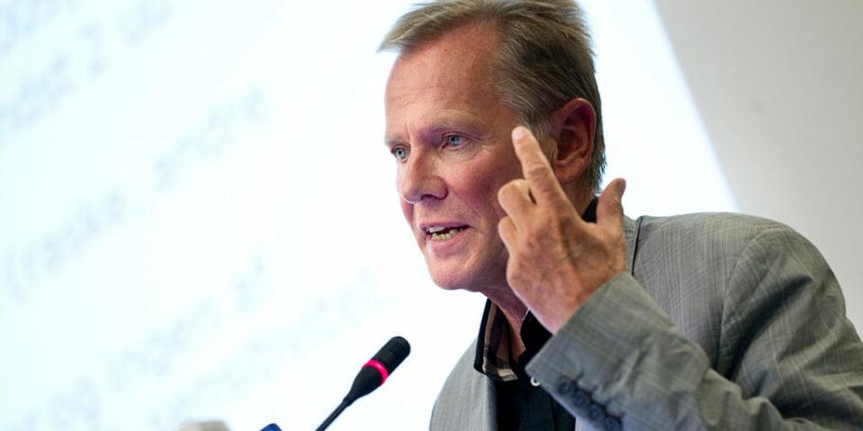 Per Soelberg Sørensen, professor emeritus og ekspert i multipel sklerose