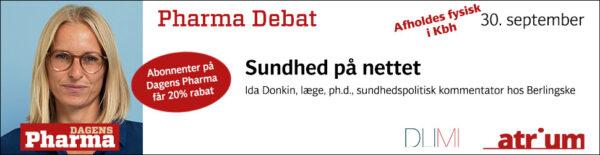 pharma debat ida donkin