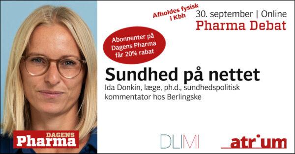 pharma debat ida donkin sundhed på nettet
