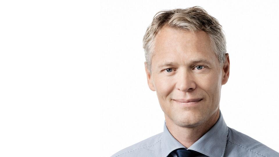 Peter Drøidal, formand for Lif